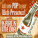 Krack Media Web Design